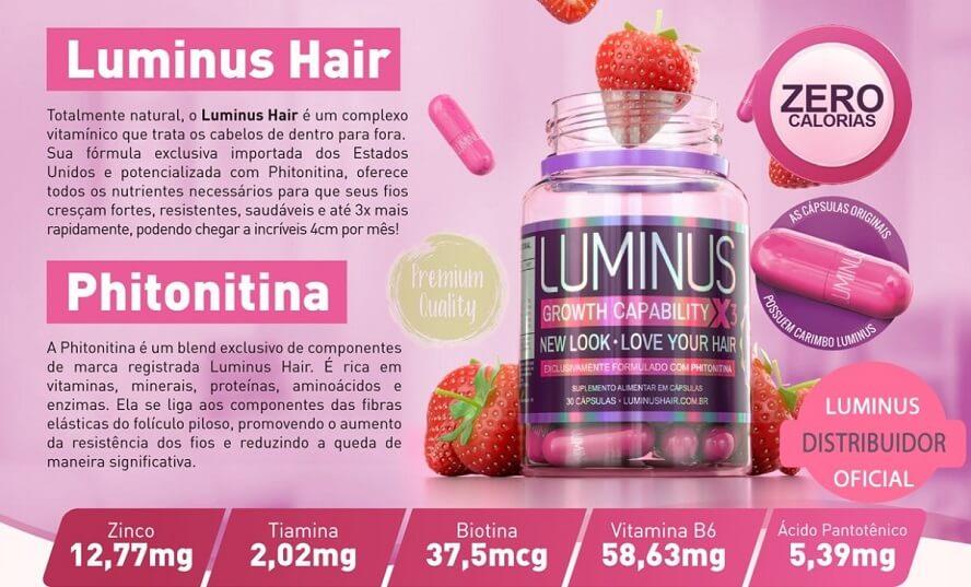 Voucher Luminus Hair
