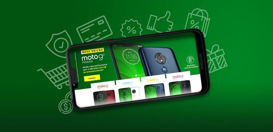 Voucher Motorola