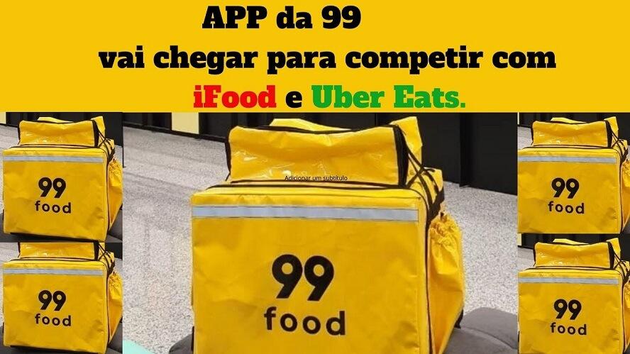 Código Promocional 99 Food