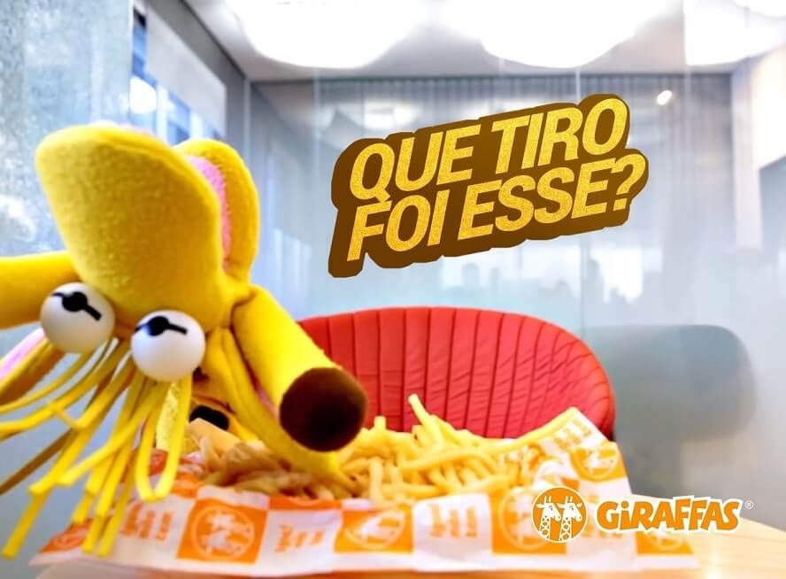 Código Promocional Giraffas