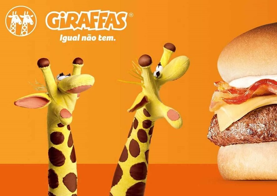 Promocode Giraffas
