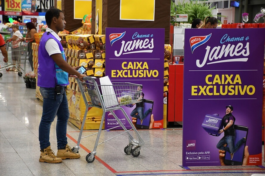 Voucher James Delivery