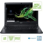 Acer Aspire 3 4GB Core i3 6006U